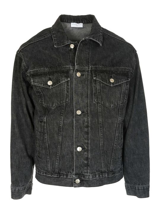 ih nom uh nit Loose Fit Denim Jacket