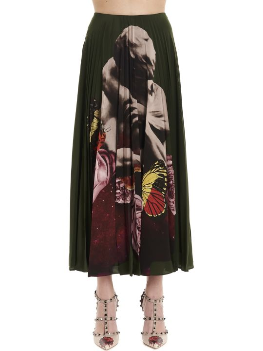 Valentino 'lovers' Skirt