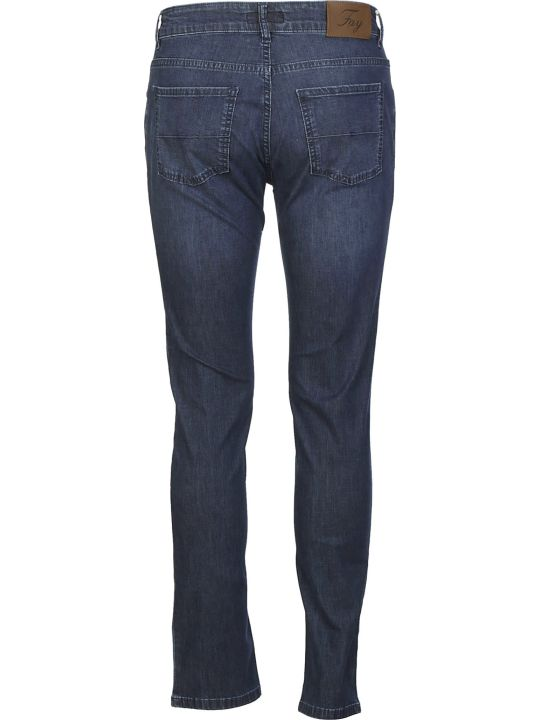 Fay Skinny Fit Jeans