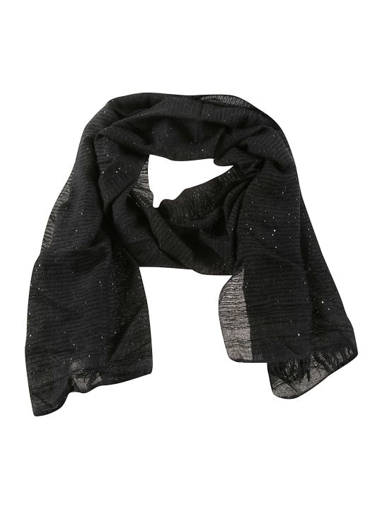 Fabiana Filippi Striped Scarf
