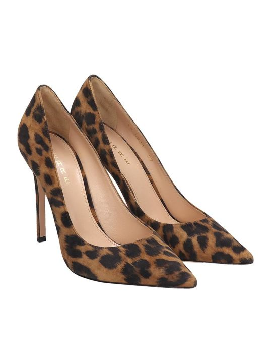 Lerre Pumps In Animalier Pony Skin