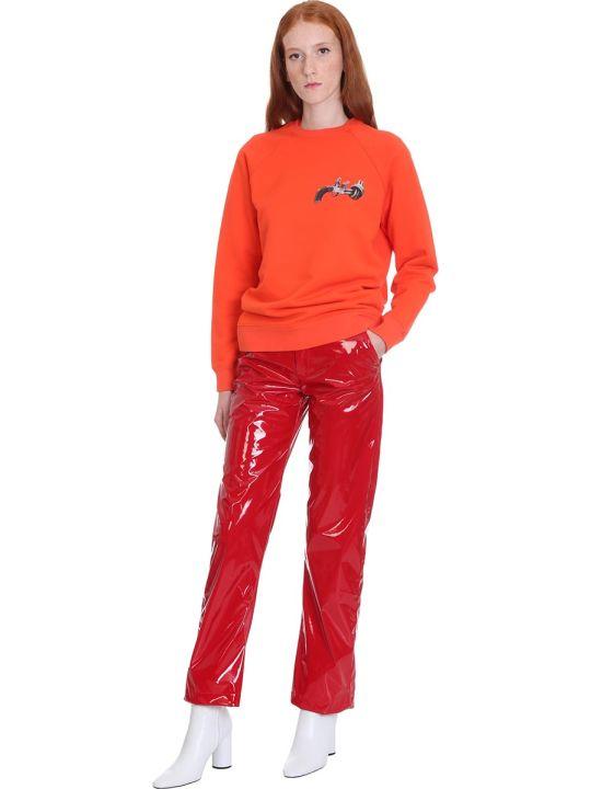 Kirin Pants In Red Tech/synthetic