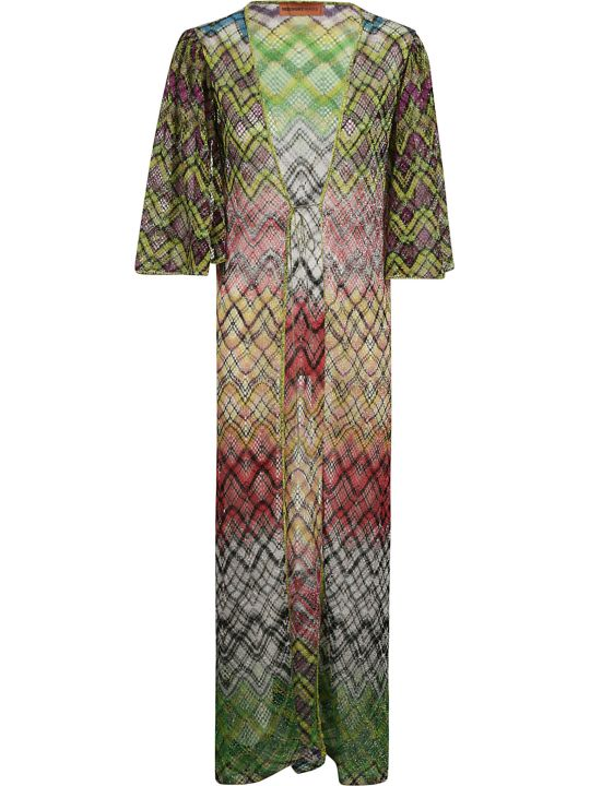 Missoni M Missoni Long Cover Up Cardi-coat