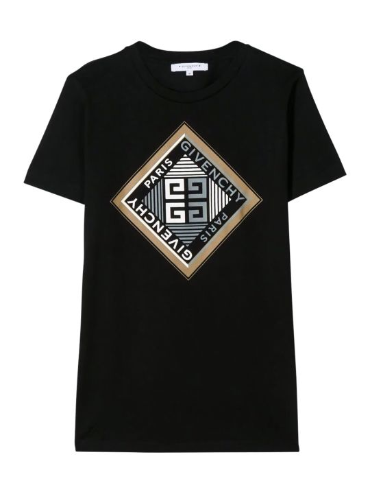 Givenchy Black T-shirt