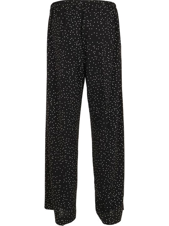 Dries Van Noten Puvis 9418 W.w.pants Bla