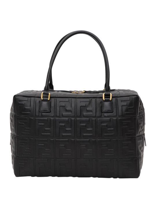 Fendi Large Boston Bag