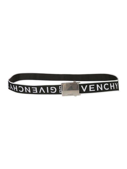 Givenchy Logo Belt