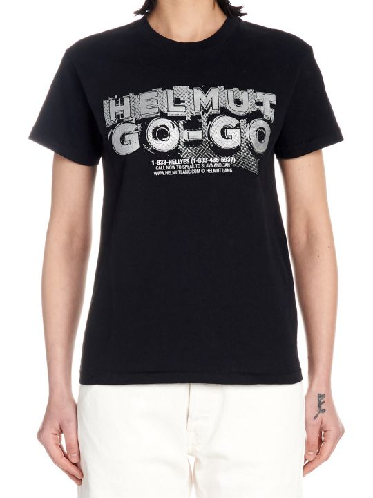 Helmut Lang 'helmut Go' T-shirt