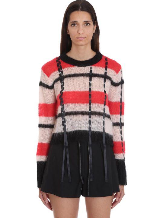 3.1 Phillip Lim Knitwear In Rose-pink Wool