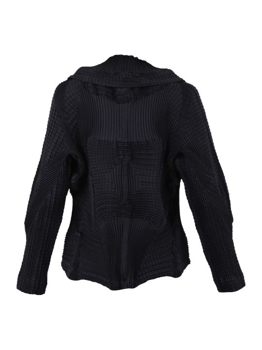 Issey Miyake Cotton Blend Jacket