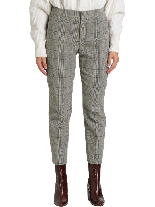 Chloé Cropped City Trousers