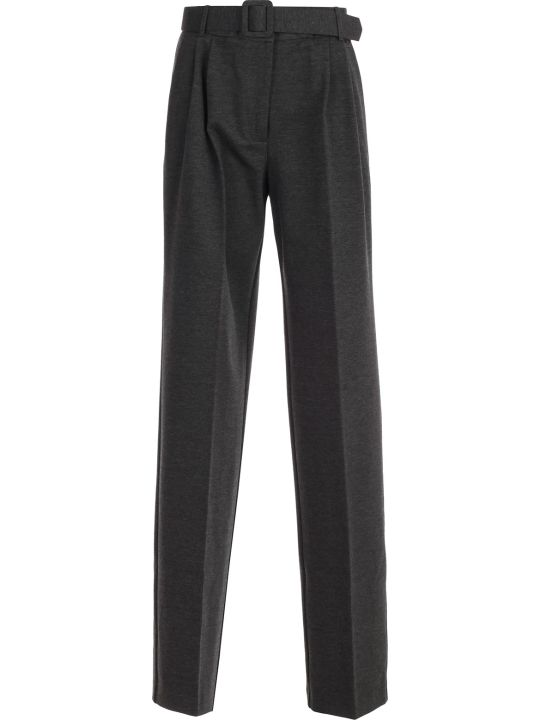 Be Blumarine Pants W/pences And Belt