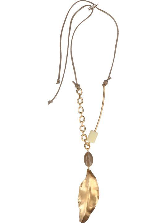 Marni 'foglia' Necklace