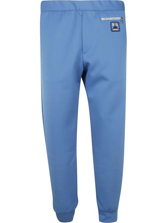 Prada Tech Jersey Track Pants