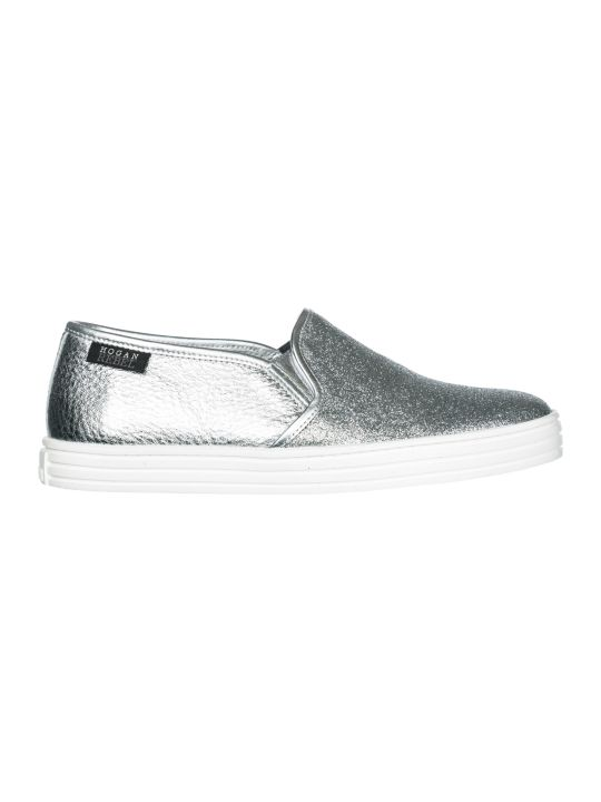 Hogan Rebel R141 Slip-on Shoes