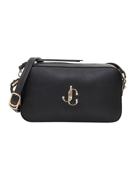 Jimmy Choo Hale Shoulder Bag