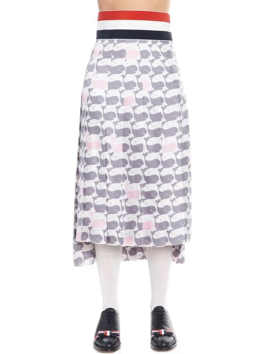 Thom Browne 'midi' Skirt