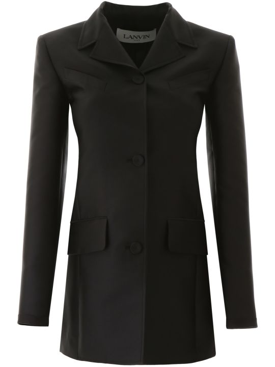 Lanvin Three-button Blazer