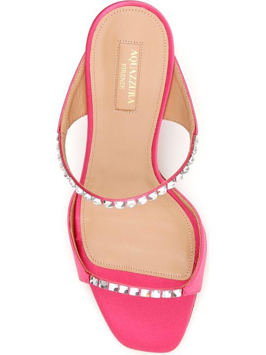 Aquazzura Diamante 75 Sandals