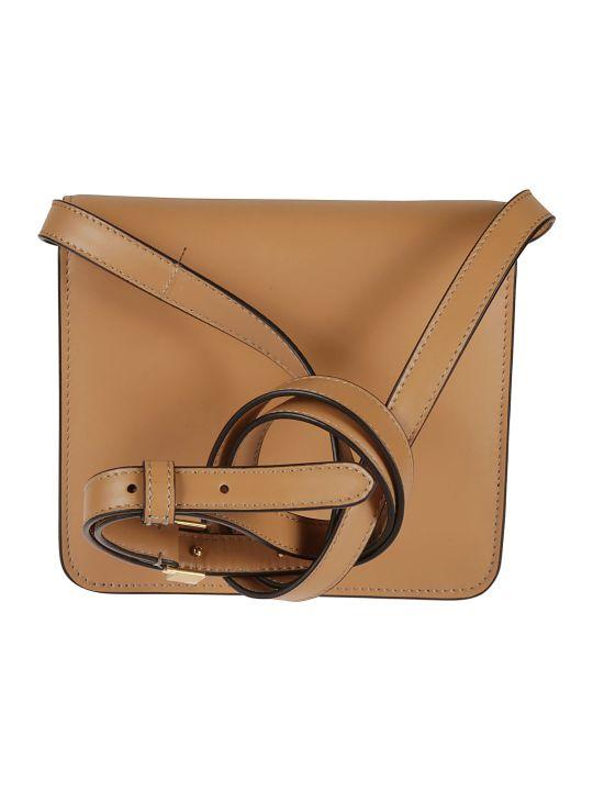 Fendi Karligraphy Shoulder Bag