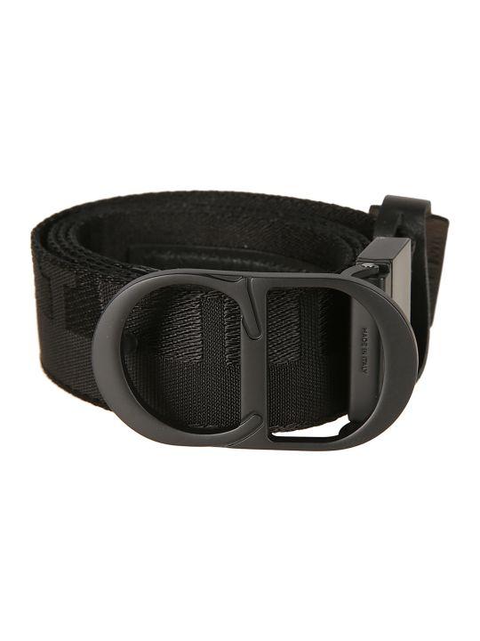 Christian Dior Cd Buckle Belt