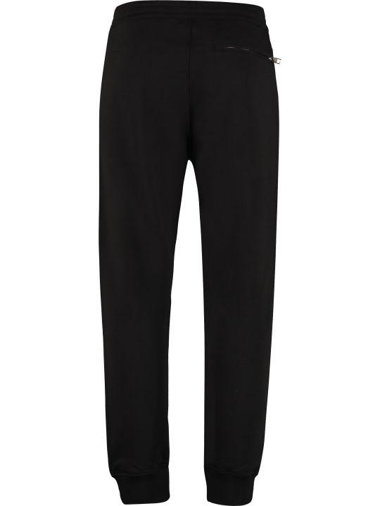 Alexander McQueen Patch Detail Sport Trousers