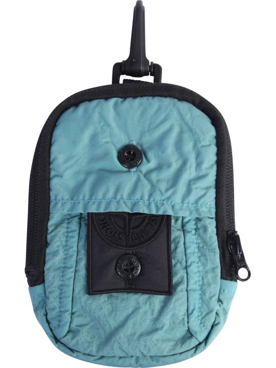 Stone Island Shadow Project Sling Bag With Logo