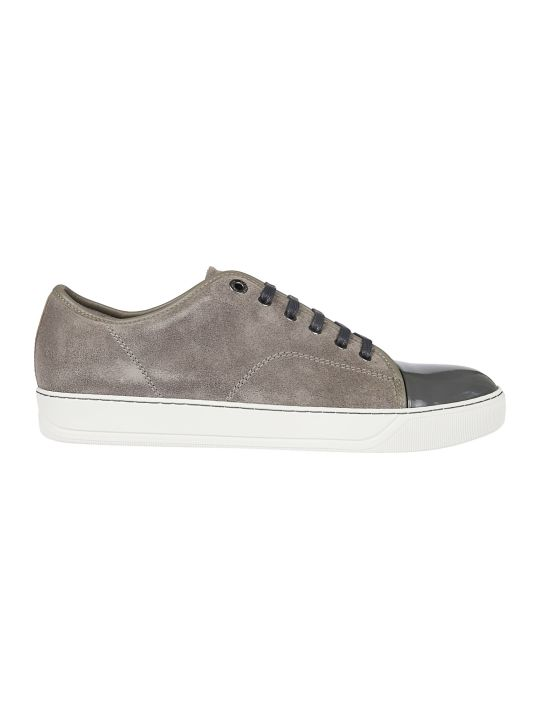 Lanvin Round Toe Sneakers