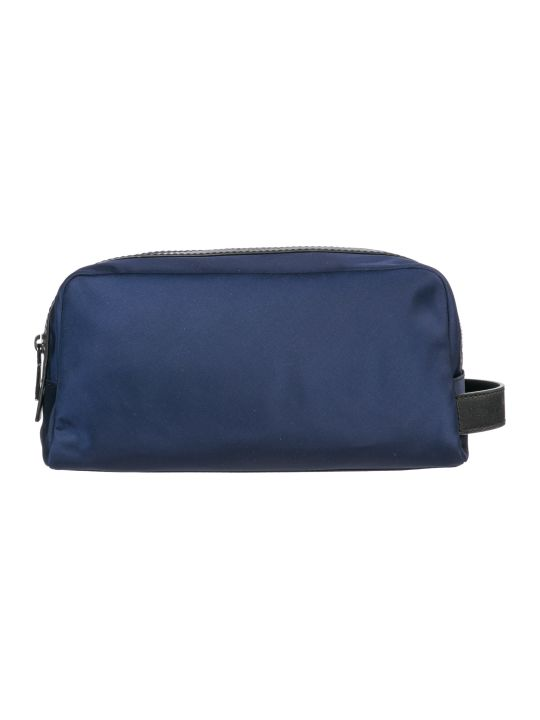Michael Kors  Travel Toiletries Beauty Case Wash Bag In Nylon Kent