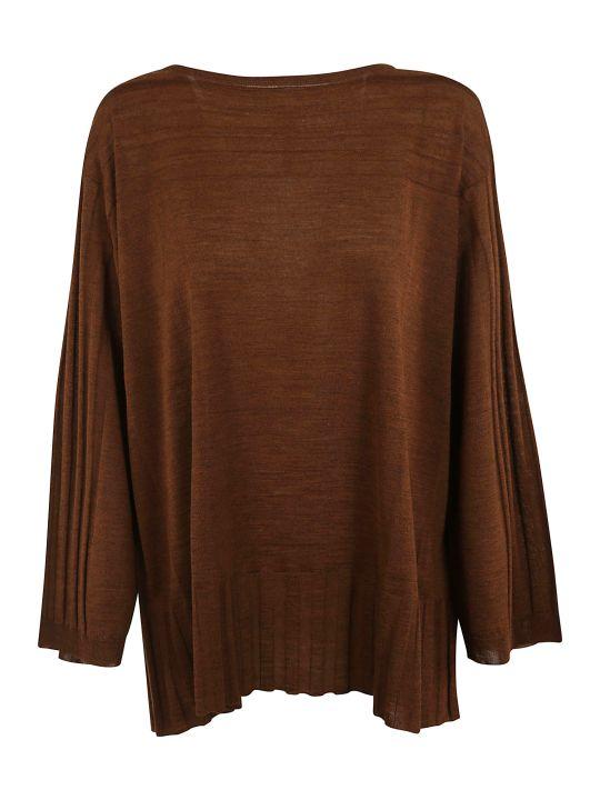 Antonio Marras Pleated Sweater