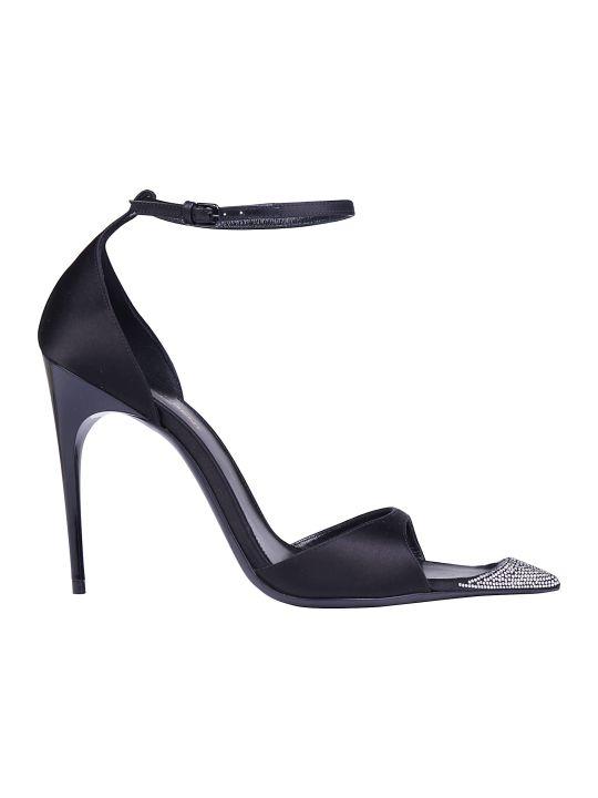 Saint Laurent Palace Sandals