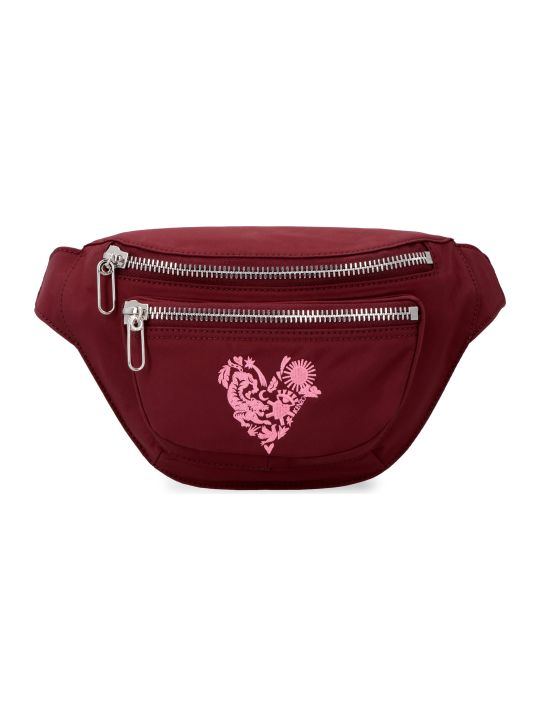 Kenzo Embroidered Nylon Belt Bag