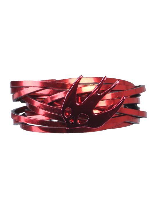 McQ Alexander McQueen Swallow Nest Bracelet