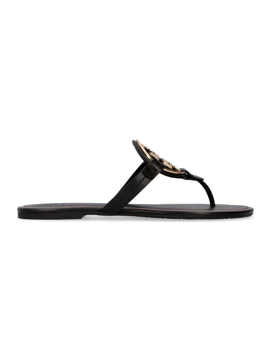 Tory Burch Miller Leather Thong-sandals