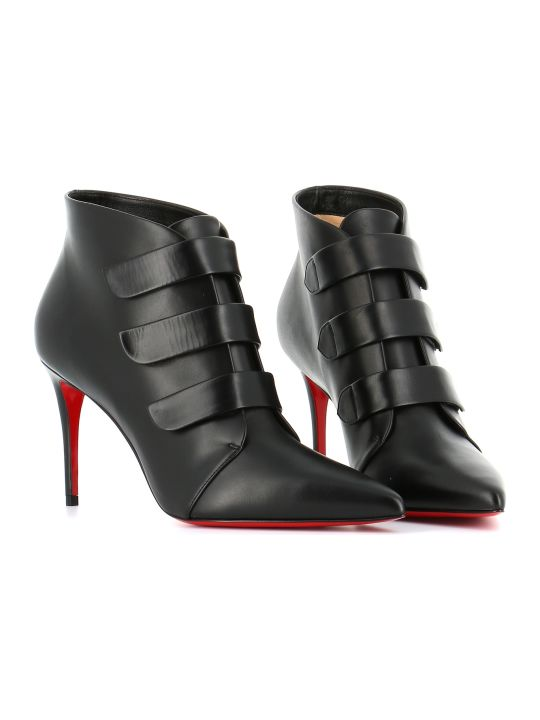 """Christian Louboutin Ankle-boot """"triniboot 85"""""""