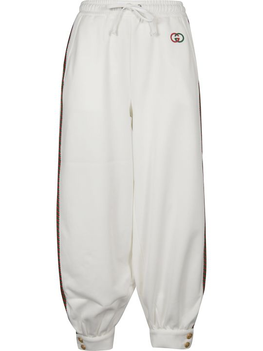 Gucci Logo Track Pants