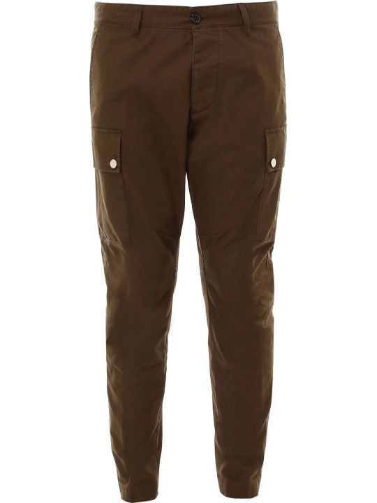 Dsquared2 Sexy Cargo Fit Pants