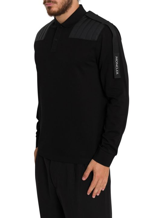 Moncler Genius Long-sleeve Polo Shirt