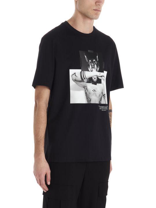 Neil Barrett 'doberman' T-shirt