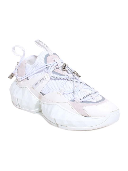 Jimmy Choo Diamond Trail/f Sneakers