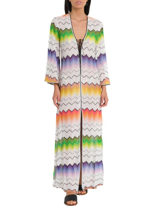 Missoni Stretch-knit Kaftan