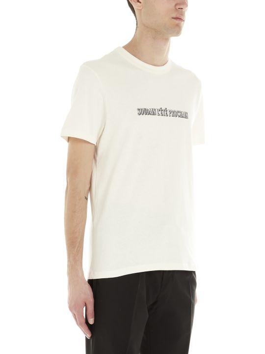 Ami Alexandre Mattiussi 'soudain' T-shirt