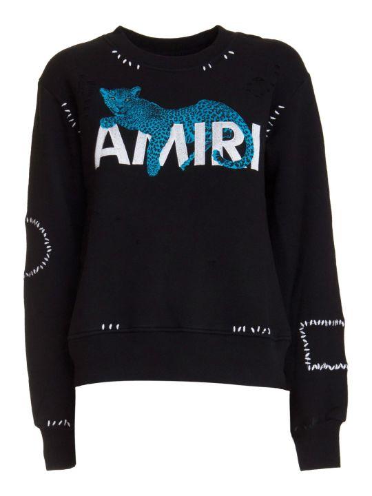 AMIRI Crew Neck Sweatshirt