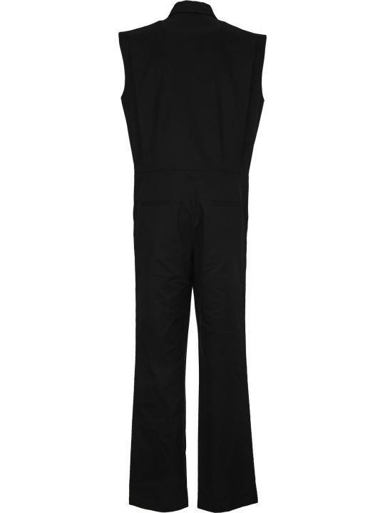Bottega Veneta Sleeveless Utility Jumpsuit