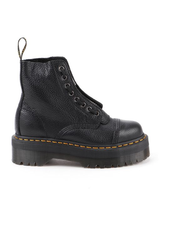 Dr. Martens Sinclair Black Aunt Boot