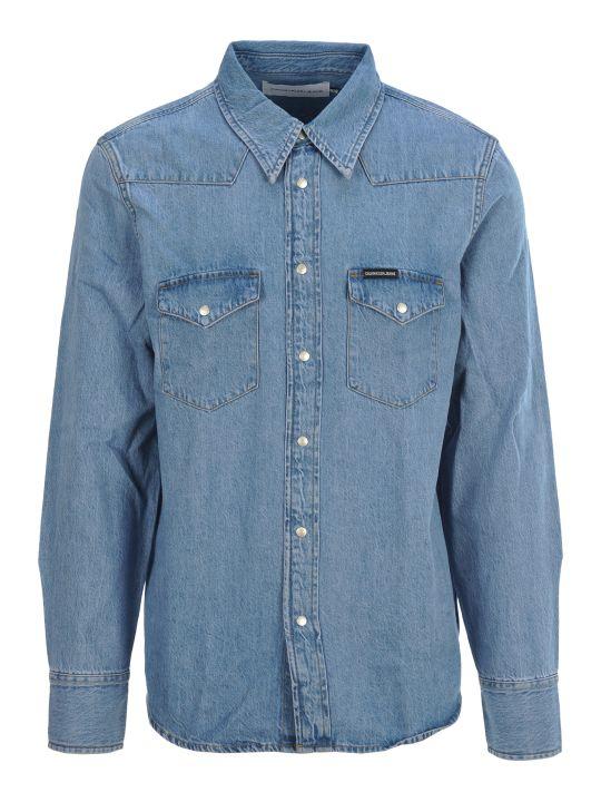 Calvin Klein Jeans Classic Denim Shirt