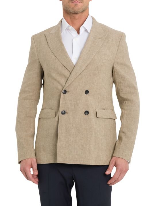 Tonello Double-breasted Blazer