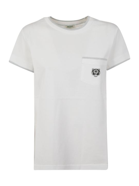Kenzo Front Pocket T-shirt