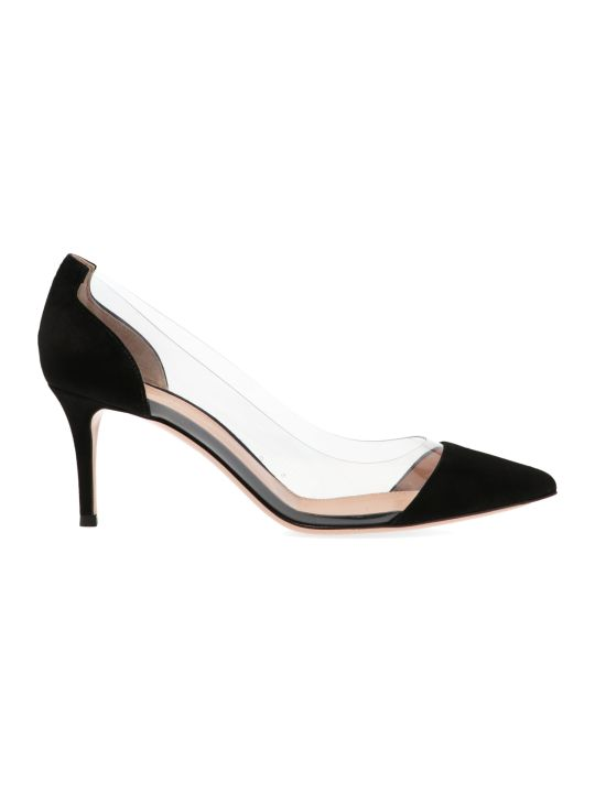 Gianvito Rossi 'plexi 70' Shoes