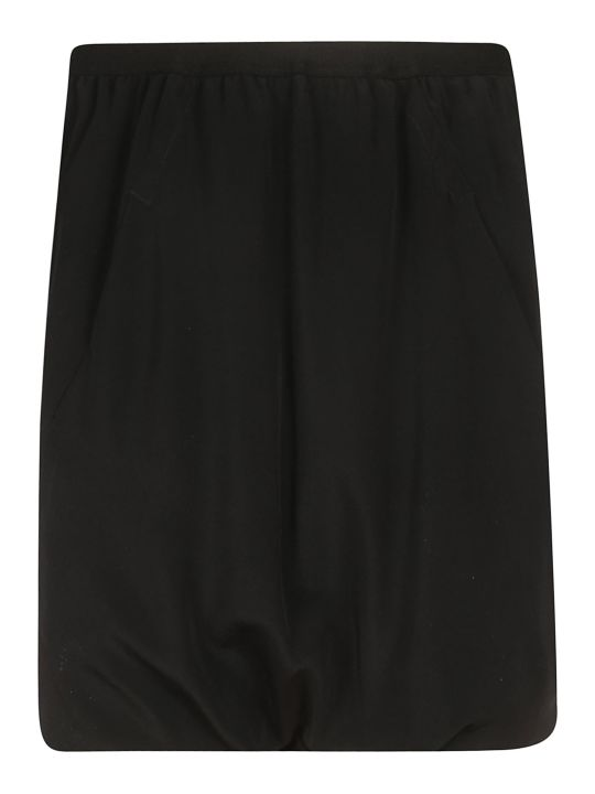 Rick Owens Ruffled Skirt